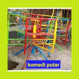 Jual komedi putar dan mainan Playground TK lainnya (bisa antar)