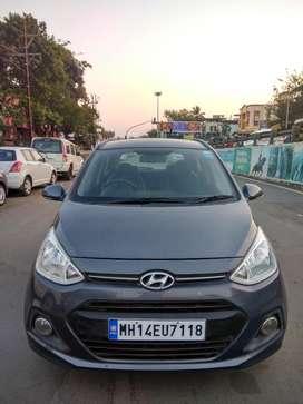Hyundai Grand I10 Asta 1.2 Kappa VTVT (O), 2015, Petrol