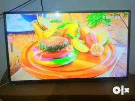 "40""inch LED TV 4k UHD 3 year warranty bill"
