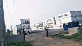 Spacious commercial plot near Krishnapatnam port