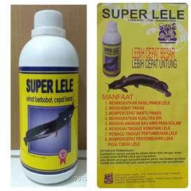 Super lele, probiotik pertumbuhan lele
