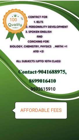 IELTS education
