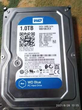 1 tb hard WD Company