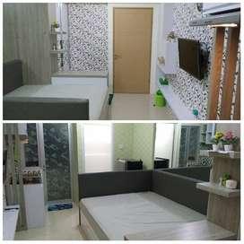 Sewa Apartemen Educity Studio Bulanan By CITIHOME Surabaya Timur