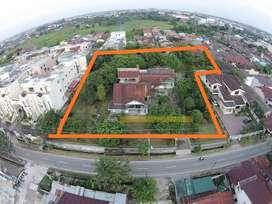 Dijual tanah daerah JL STM deket Fakultas Kedokteran UISU