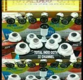 CAMERA CCTV FULL HD SUPER LENGAKP BEKASI