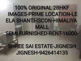 Leela Shanti-Himaliya Mall-Iscon