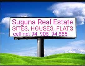 SUGUNA Real Estate Guntur, Residential/Commercial
