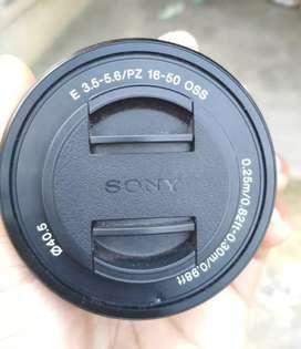 Lensa sony 16-50 copotan A6000