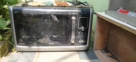 Whirlpool microwave oven for sale