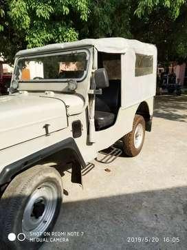 Mahindra jeep diesel 80000 kms(2003)