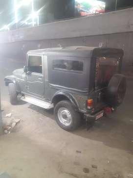 Mahindra 550 Jeep 4×4 Thar type