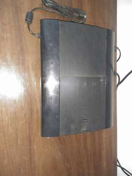 Sony PS3 500GB (with 3 games)