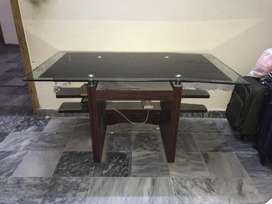 Office used table and chair