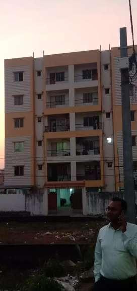 Semi furnished flat near big bazaar