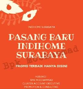 Promo Pasang Baru Wifi Indihome Surabaya Februari 2020