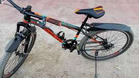 New excellent bicycle