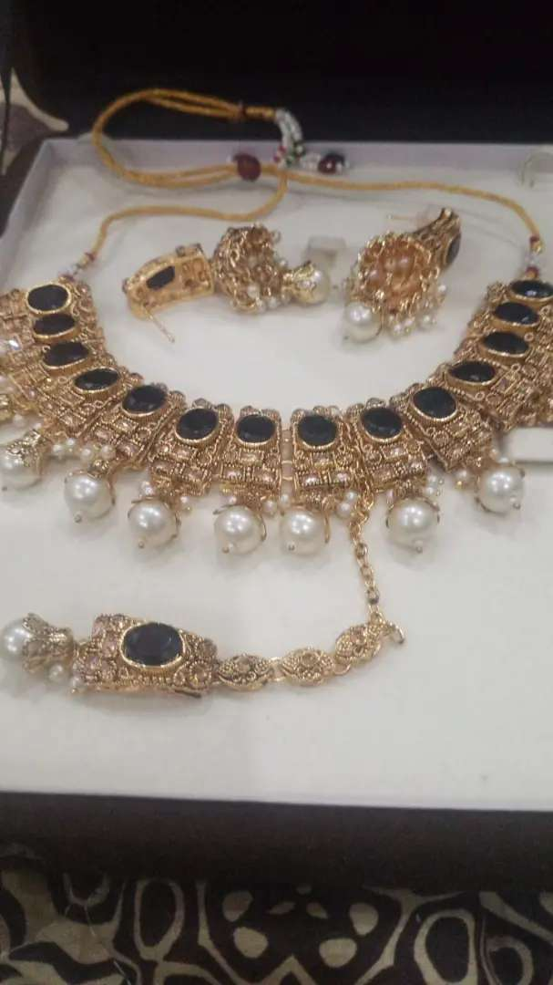 Branded jwellery available
