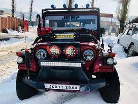 Varma jeep modefab