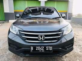 Honda CRV 2.0 AT 2012 Full Orisinel Barang Siap Pakai Trma AN Pembeli