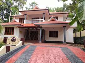 16 cent plot with 2500 sq ft House near main road