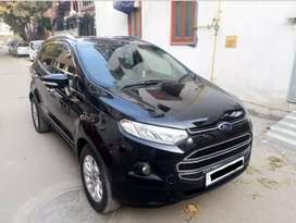 Ford ecosport 1.5 newly condition car