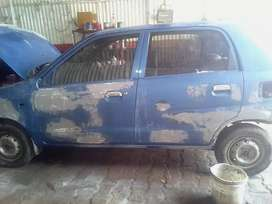 Multiple car tinkaring& painting T board vehicle fc touch up & polish