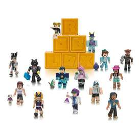 Roblox Mystery Figures S5 Yellow Industrial