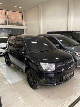 Suzuki ignis Manual Hitam Pmk 2019