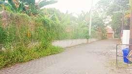 Tanah istimewa jalan kaliurang Km 5.5 dlm ring road cocok untuk kost