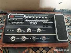 Effect gitar Zoom g7.iut
