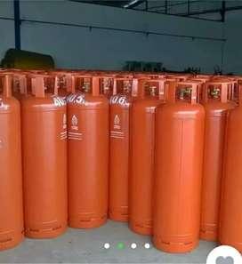 Tabung gas 50kg ada isinya