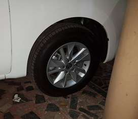 "Innova Crysta 16"" Single Alloy Wheel"