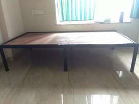 Brand new BED and ALMIRAH for sale