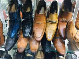All Leather Hand Made Shoes