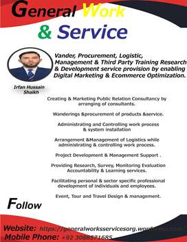 General Works & Services