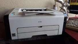 Ricoh sp200 lejar printar