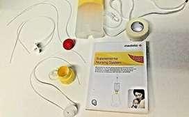 MEDELA SNS (alat bantu menyusui, bisa di isi asip atau sufor)