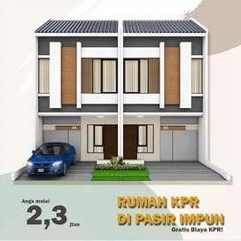 HEMAT UNTUNG!!Rumah KECE CCLN2JTAN SHM Pasirimpun, Antapani Bandung