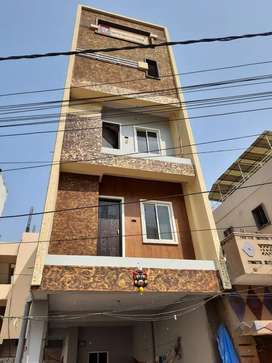 2bhk (Double bed room) for rent New contruction at Amberpet