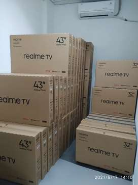 REALME SMART TV (ANDROID) 32&43INCH