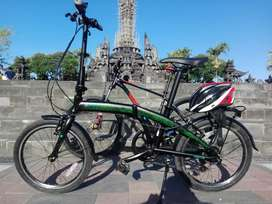 Sepeda lipat polygon urbano3