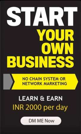 Earn online | work from home ! Business