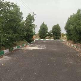 Near by yadagirigutta temple,  warangal highway facing