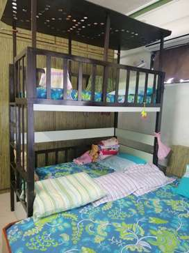 5 year old bunk bed