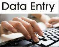 Job Opening  For Data Entry / Bank Office - Limited Vacancy Available