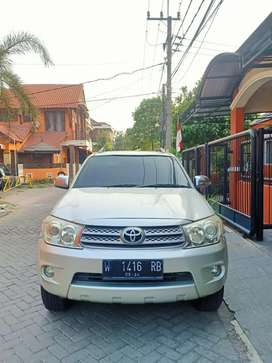Fortuner Diesel G 2.5 A/T 2009