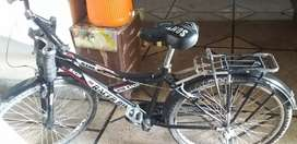 It is racer bike cycle brand and 18 of the model and it is very good