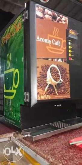 Coffee/Tea Vending machine