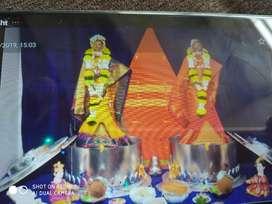 Decoration for Ganpati or Gauri/mahalaxmi